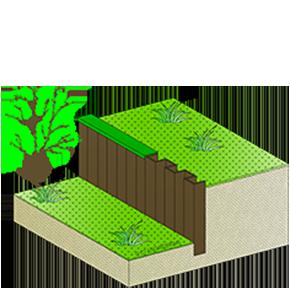 GreenWall PVC   PVC Sheet Pile